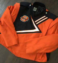 Pride Of Oklahoma State Marching Band Jacket Osu Cowboys Team Issued Gear