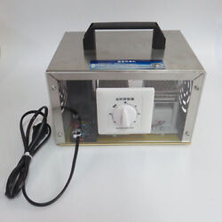 New Ozone Generator Air Purifier Machine 20000mg/h Mold Control With Time Switch