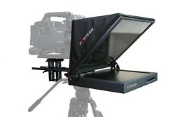 Teleprompter Fortinge Studio 15 Inch Wireless Remote 70/30 Tp Mirror And Software
