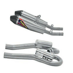 Full Exhaust Arrow Compatible For Honda Crf 250 Rx 2019 Thunder Titanium Carby