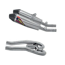 Full Exhaust Tuned Engines Arrow For Honda Crf 250 R 2018 2019 Thunder Tit. C.