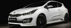 Painted Body Kits For Kia Pro Ceed Jd 2 2012-2015 Oem Color