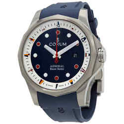 Corum Admiraland039s Cup Racer Automatic Blue Dial Menand039s Watch A411/04093
