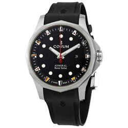 Corum Admiraland039s Cup Racer Automatic Black Dial Menand039s Titanium 47 Mm Watch