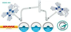 Surgical Ot Light Double Dome Led Light Operating Ceiling Suspended Led Lights