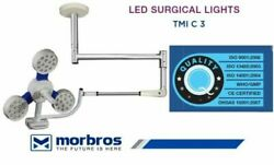 Ot Led Surgical Light Operation Theater Shadow Less Surgery 3 Reflector Light