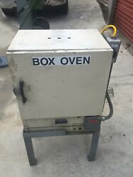 Used Grieve Lw 201c Laboratory Oven 1 Phase 1600 Watts 120 V With Stand