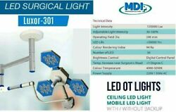 Led Surgical Light For Operation Theatre And Labor Room Gynae Ent Surgery