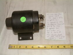 Delco Remy 1506 Starter Solenoid And Switch For 1933 Chrysler Desoto Dodge