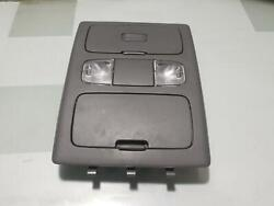 06 Toyota Tacoma Front Console Roof
