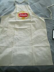 Very Vintage Schaefer Beer Full Length Heavy Wt. Barbecue Apron