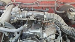 90 Mazda B2200 Engine Runs Not Good As Core For Parts Rebuilding