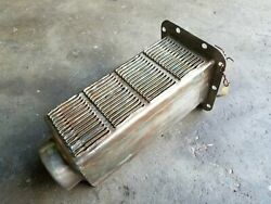 8509553 Reconditioned Heat Exchanger Core For Detroit Diesel Il71 / V71 Engines