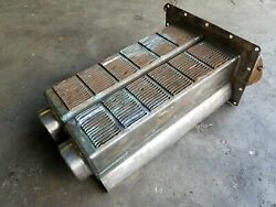 8532343 Reconditioned Heat Exchanger Core For Detroit Diesel 12v71 V149 Engines