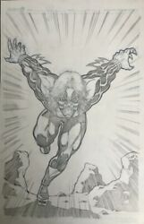 Comic Kiss Solo Pencil Art Issue 3 Idw By Tone Rodriguez