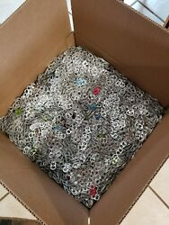 20,000 + Aluminum Pop Tops, Pop Tabs, Pull Tabs Beer, Soda Can 20 Pounds