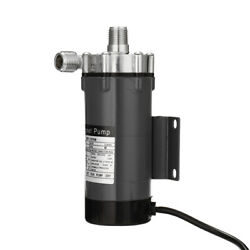Beer Home Brewing Stainless Steel Magnetic Pump Homebrew Food Grade High O5a9