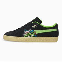 Puma Fast Rider Blue Rugged Out Sole Suede Authentic Sneakers - 37108205 $67.11
