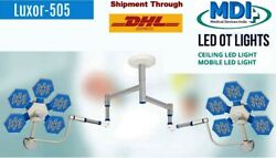 Or Surgical Lamp Operation Theater Surgical Lights Led Surgery Ot Lamp Double