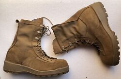 Vibrant Mcrae Footwear Flight And Combat Vehicle Crewman Use 8w Slighly Used.