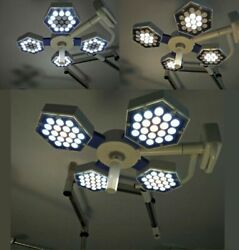 Hospital Use Led Operating Light For Surgical Cold Light Ot Room Lamp 140000 Lux