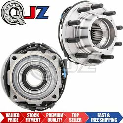[frontqty.2] For Ford F-450 F-550 4x4 Super Duty Cab And Chassis Model Wheel Hub