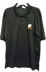 Lot Of 8 Preowned Little Caesars Pizza Employee Manager Polo Work Shirt Sz Xl