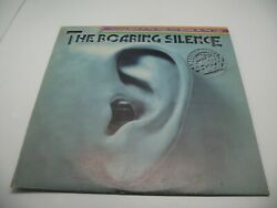 Manfred Mann's Earth Band The Roaring Silence Vinyl 1976 Bronze Records L 36398