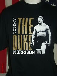 Tommy Morrison Tribute Tee $21.00