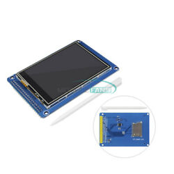 2pcs 3.2inch Tft Lcd Display Module + Touch Panel And Sd Card Cage For Arduino