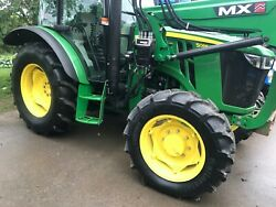 John Deere Wheels And Tyres 480/70r30 And 320/70r24 Brand New 5080 5070 5085
