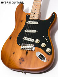 Fender Usa Limited Edition American Vintage 59 Pine Stratocaster 2017