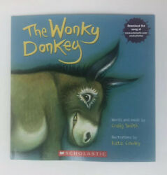 The Wonky Donkey by Craig Smith Childrens Book Bestseller New