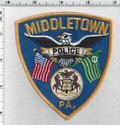 Middletown Police Pennsylvania 3rd Issue Shoulder Patch