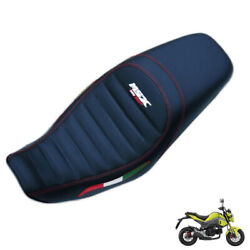 Seat Pad Replacement Cushion Dual Model Fit For Honda Grom Msx Sf 125 2016-2020