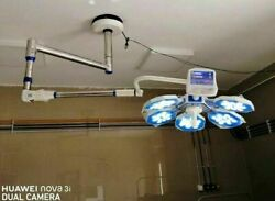 Surgical Operation Theater Light Branded Led Ot Operating Lamp 5 Reflector Light