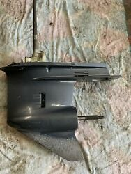 """Yamaha Outboard F200 L4 4 Stroke Counter Rotation Lower Unit Gearcase 25"""""""