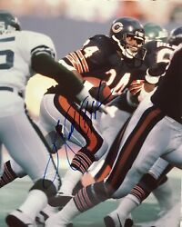 ✍️ Walter Payton Autograph Photo 8x10 Collectible Picture Signed By Hof Player
