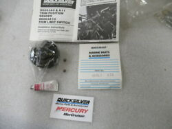 E54 Mercury Quicksilver 96863 A10 Trim Switch Assembly Oem New Factory Boat Part