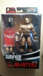 Wwe Elite Action Figures Various Waves Boxed