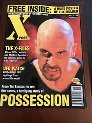 X-pose 11 Xfiles Ufo Watch Possession The Exorcist David Duchovny The Legacy