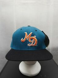 Nwt Vintage Miami Dolphins Classics Teams Collection Snapback Hat Nfl M/l