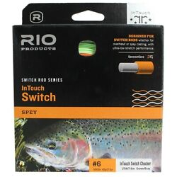 Rio Intouch Switch Chucker Spey Series Fly Line 7