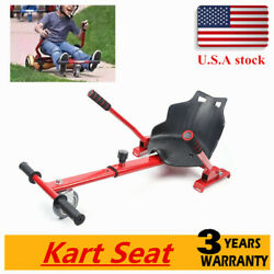 Hover Kart Go Karts Cart Racing Seat For Two Wheel Eletric Scooter Accessories