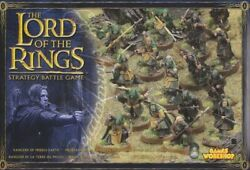 Rangers Of Middle-earth Hobbit Lord Of The Rings Games Workshop New