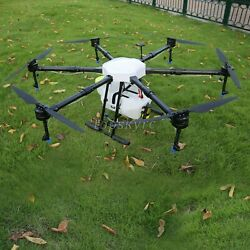6axis Agriculture Drone Assembled 1650mm Load 16kg T-motor P80 Power System Ts