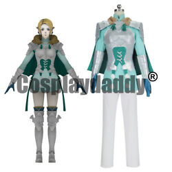 Fire Emblem Three Houses Ingrid 5 Years Timeskip Ver Outfit Cosplay Costume S002