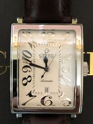 Gevril's Avenue Of Americas Automatic Men's Watch, L.e. 76 Of 500, Model 5000a