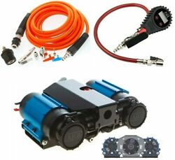 Arb 12 Volt Twin Air Compressor And Tire Inflation Kit And Digital Tire Inflator
