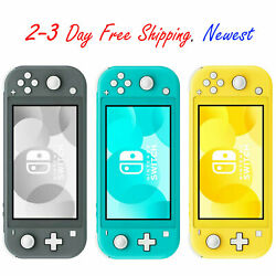 New Nintendo Switch Lite 32gb Handheld Video Game Console - 2-3 Day Shipping
